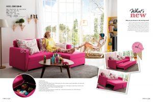 Sofa giường thông minh nhập khẩu mang vẻ đẹp đến ngôi nhà bạn