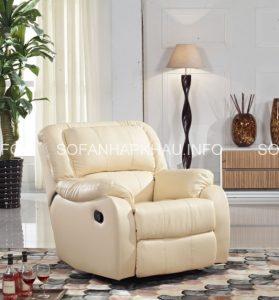 Ghế sofa thư giãn giúp cơ thể bạn được tự do tận hưởng cảm giác thư thái sau mỗi ngày làm việc mệt mỏi