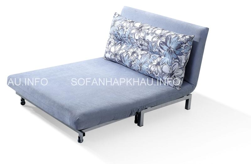 Màu sắc và kiểu dáng của sofa giường năm nay khác nhiều so với năm trước