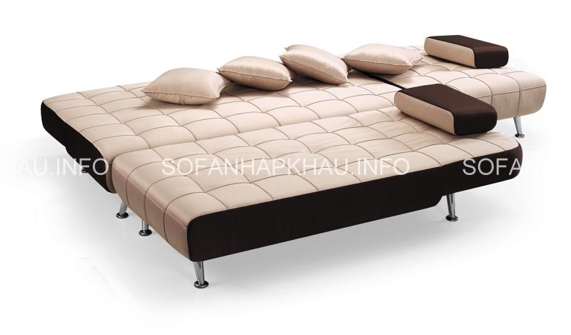 Kiểu dáng độc đáo của sofa giường khiến bạn không thể rời mắt phải không?