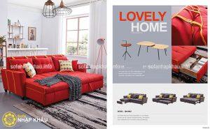 Bảo quản ghế sofa giường- Hút bụi và thường xuyên vệ sinh ghế