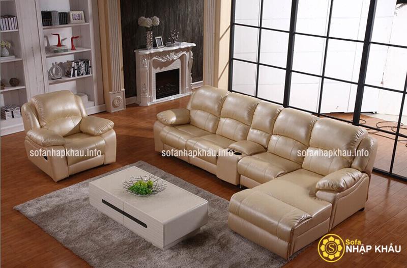 Sofa thư giãn mang đến giây phút thư giãn tuyệt vời nhất