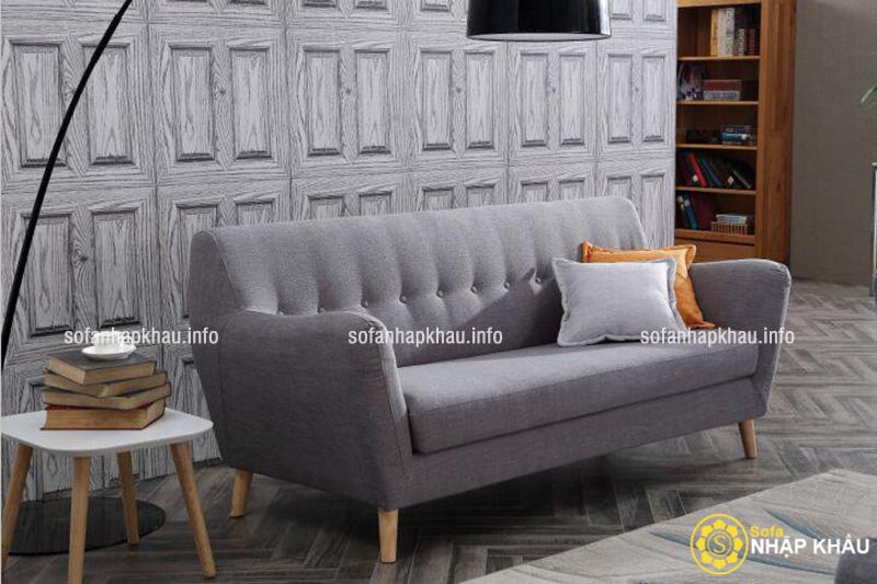 Chọn ghế sofa văng có kích thước nhỏ gọn cho căn phòng khách nhà chung cư