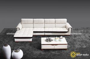 Ghế sofa hiện đại dành cho nhà chung cư hay nhà lô phố