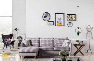 Ý tưởng cho bộ sofa phòng khách ấn tượng