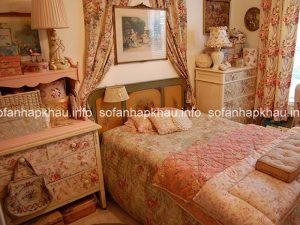 """Thay """"áo mới"""" cho căn phòng ngủ bằng phong cách vintage"""