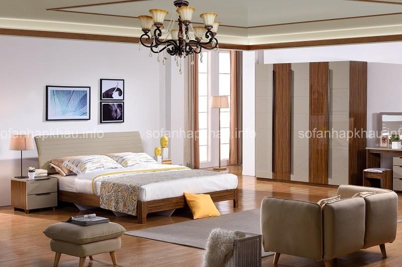 Giải pháp cho phòng ngủ khép kín chuyển thành hợp phong thủy