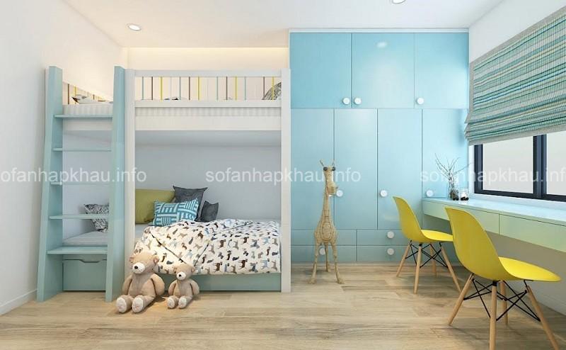 Thiết kế phòng ngủ master mang phong cách chính của ngôi nhà đẹp