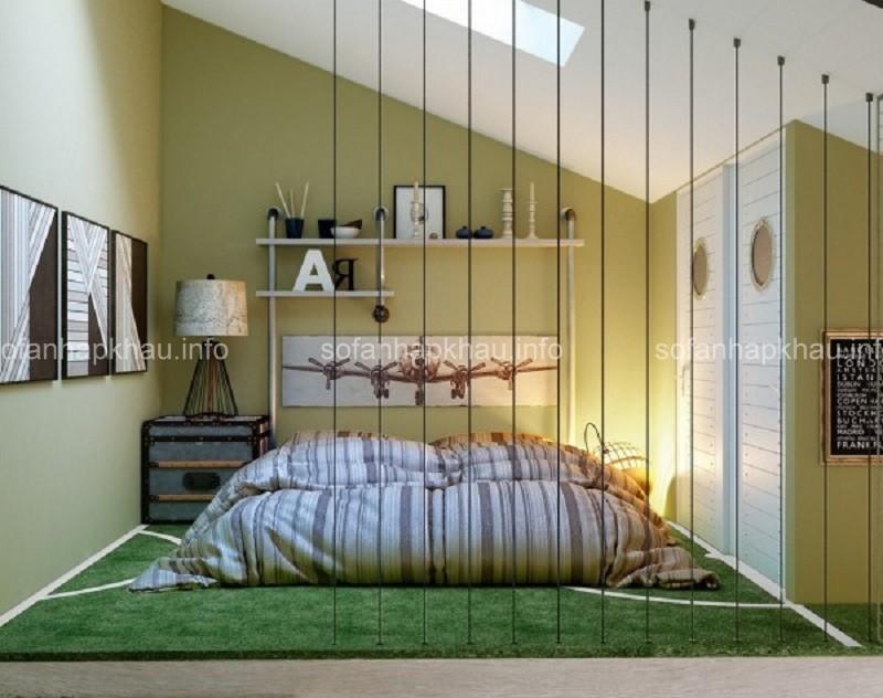 Cách trang trí phòng ngủ kiểu Hàn quốc siêu dễ thương