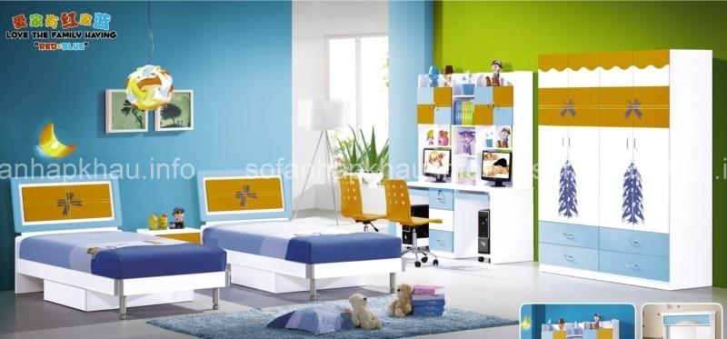 Phòng ngủ có thể rèn luyện kỹ năng sống cho bé không?