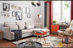 Mẫu sofa giường đa năng mang đến sự thư giãn cao nhất cho gia đình