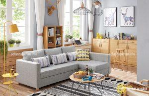 Màu sắc ghế sofa giường góc đa dạng